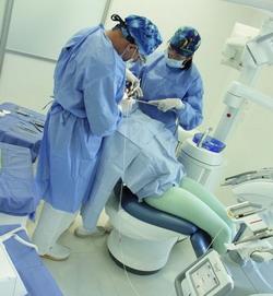 Burnos chirurgas