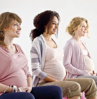 Nėščiosios moterys